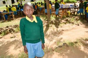 The Water Project: Kithumba Primary School -  Mutua Kioko