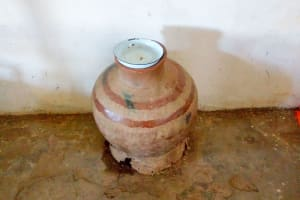 The Water Project: Mukunyuku RC Primary School -  Water Storage