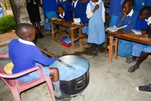 The Water Project: Kyamatula Primary School -  Soapmaking Training