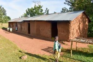 The Water Project: Eshikufu Primary School -  Kitchen