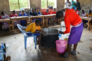 The Water Project: Wee Primary School -  Soapmaking Training