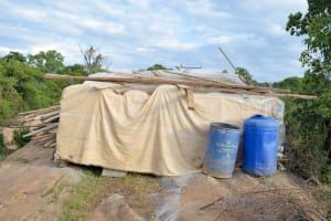 The Water Project: Ilandi Community -  Materials Delivered To The Site