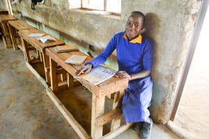 The Water Project: Wee Primary School -  Nzilani Mutua
