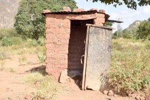 The Water Project: Munyuni Community -  Mbiti Latrine