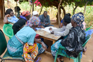 The Water Project: Katalwa Community -  Training