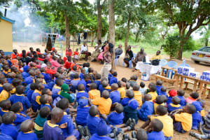 The Water Project: Wee Primary School -  Training