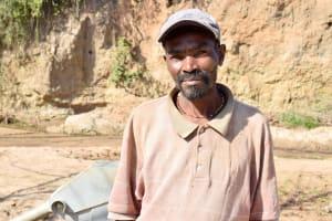 The Water Project: Kathama Community -  Musyoka Wambua