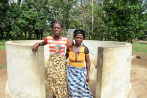 The Water Project: Ponka Village -  A Year With Water