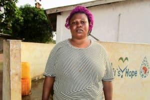 The Water Project: Victory Evangelical Church -  Ramatu Kamara