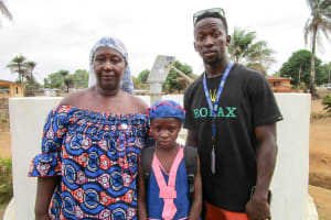 The Water Project: Tholmosor Community -  A Year With Water