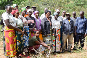 The Water Project: Munyuni Community -  Self Help Group Members