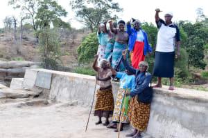 The Water Project: Ilandi Community -  Finished Sand Dam