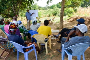 The Water Project: Mbau Community -  Training