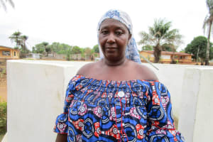 The Water Project: Tholmosor Community -  Isata Wurie