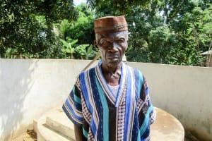 The Water Project: Rogbere Community -  Pa Borbor Kamara
