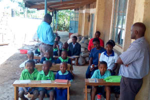 The Water Project: Shitsava Primary School -  Training