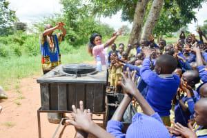 The Water Project: Ndaluni Primary School -  Handwashing Training