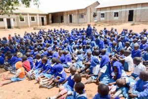 The Water Project: Kyamatula Primary School -  Training