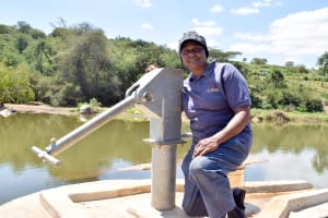 The Water Project: Kasioni Community -  Benedetta Nduku