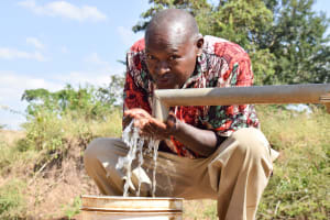 The Water Project: Ilinge Community B -  A Year With Water