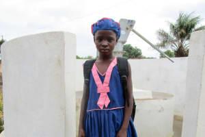 The Water Project: Tholmosor Community -  Zainab Kamara