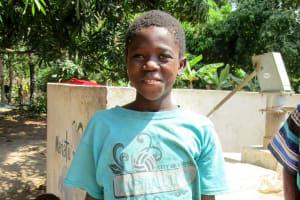 The Water Project: Rogbere Community -  Sheika Kamara