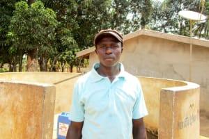 The Water Project: Malokoh Community, #4 Mabesseneh Road -  Ibrahim Kargbo
