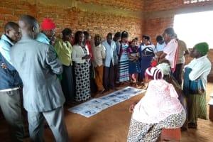 The Water Project: Pakanyi Gwoki Community -  Safe Water Chain