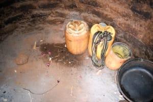 The Water Project: Munyuni Community -  Kithunzi Water Containers