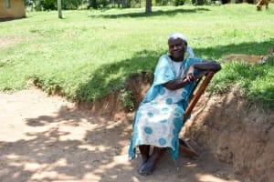 The Water Project: Mungakha Community, Asena Spring -  Josephine Asena