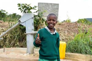The Water Project: Muselele Community A -  Mwongela Kiilu