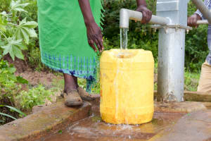 The Water Project: Kaani Community E -  A Year With Water