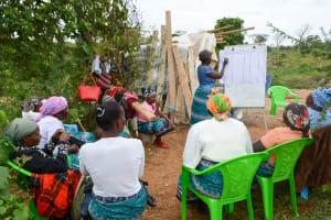 The Water Project: Ilandi Community A -  Training