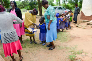 The Water Project: Wee Primary School -  Snack Time