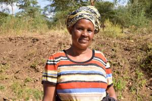 The Water Project: Munyuni Community -  Angelina Nzuna