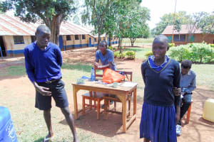 The Water Project: Shina Primary School -  Training