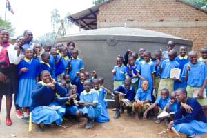 The Water Project: Emukangu Primary School, Shibuli -  Training