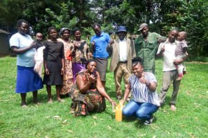 The Water Project:  Handwahsing Training