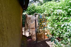 The Water Project: Mungakha Community, Nyanje Spring -  Place To Bathe