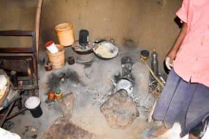 The Water Project: Mungakha Community, Asena Spring -  Kitchen