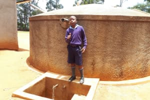 The Water Project: Shipala Primary School -  Travilian Muyega