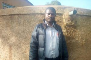 The Water Project: ADC Chanda Primary School -  Mr Millton Musalia
