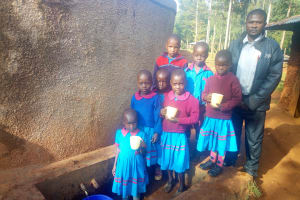 The Water Project: ADC Chanda Primary School -  Reliable Water