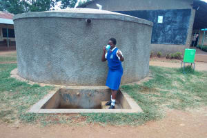 The Water Project: Matende Girls High School -  Claire Amakove