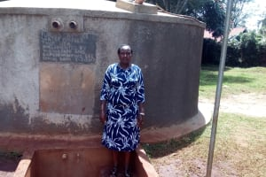 The Water Project: Kapchemoywo Girls Secondary School -  Irene Sangutei