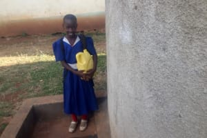 The Water Project: Ebusiloli Primary School -  Venter Anyona