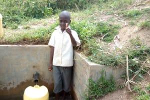 The Water Project: Emakaka Community -  Emmanuel Ondere