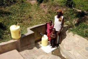 The Water Project: Shikoti Community -  Jenipher Makokha