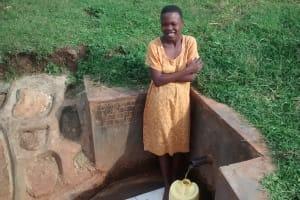The Water Project: Mahanga Community -  Pauline Esendi