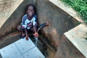 The Water Project: Mahanga Community -  Smiles For Reliable Water